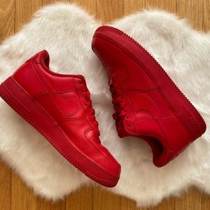 Nike Air Force 1 LV8 University Red CW6999 600